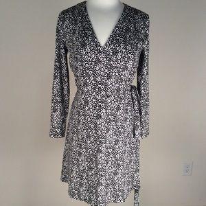 Loft Wrap Dress 10P